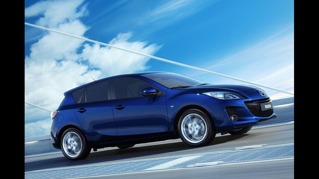 Mazda  3 Modelljahr 2011