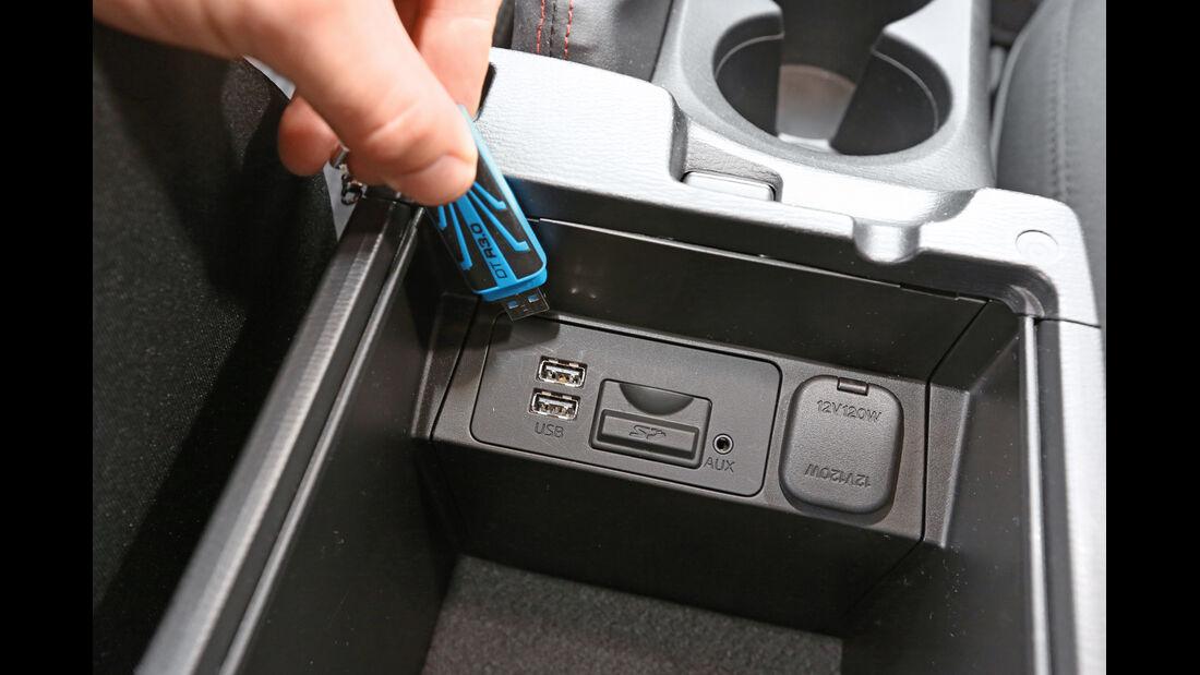 Mazda 3, Parksensor