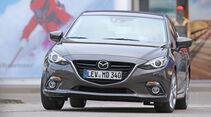 Mazda 3 SKYACTIV-G120, Frontansicht