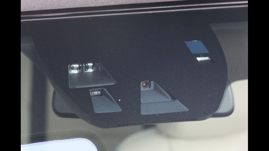 Mazda 3 SKYACTIV-G120, Kamera, Assistanzsystem