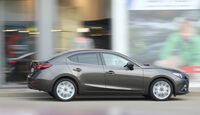 Mazda 3 SKYACTIV-G120, Seitenansicht