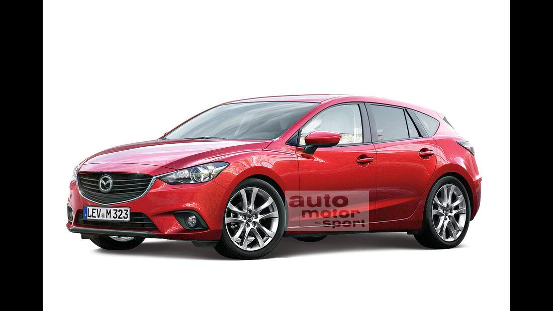 Mazda 3 Schulte