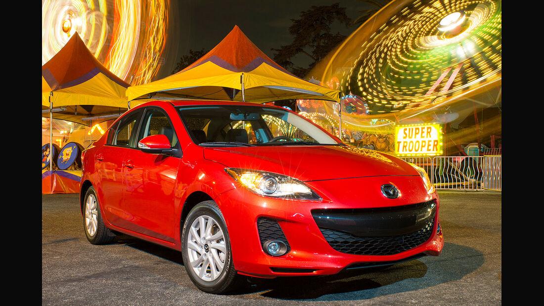 Mazda 3 Sedan USA