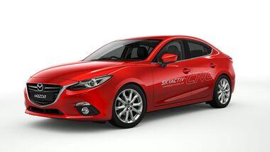 Mazda 3 Skyactiv CNG