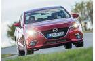 Mazda 3 Skyactiv-D 150, Frontansicht