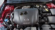 Mazda 3 Skyactiv G 120, Motor