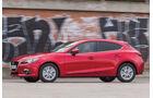 Mazda 3 Skyactiv-G 165, Seitenansicht