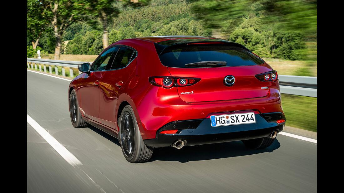 Mazda 3 Skyactiv-X