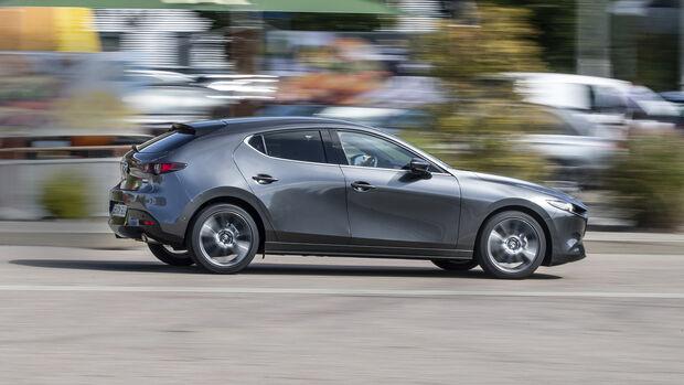 Mazda 3 Skyactiv-X 2.0, Exterieur
