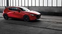 Mazda 3 Skyactiv-X, Exterieur