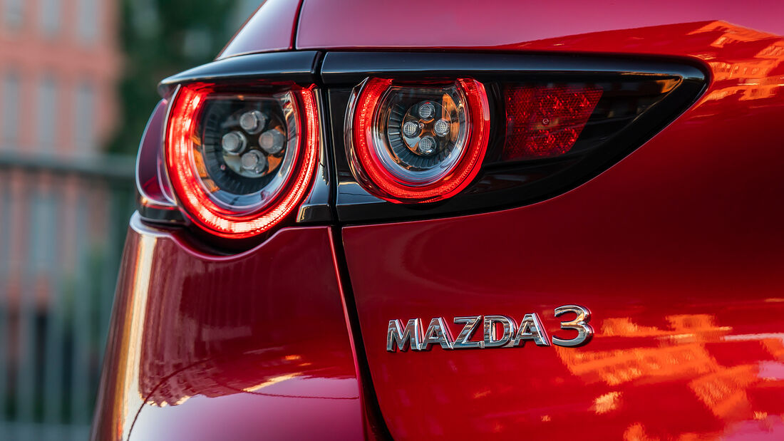 Mazda 3 Skyactive-X AWD