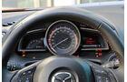 Mazda 3 Skyaktiv-D 150, Rundinstrumente