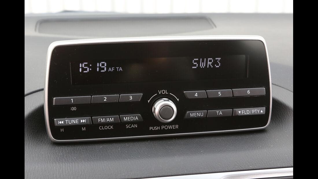 Mazda 3 Skyaktiv-G 100, Infotainment, Display, Monitor