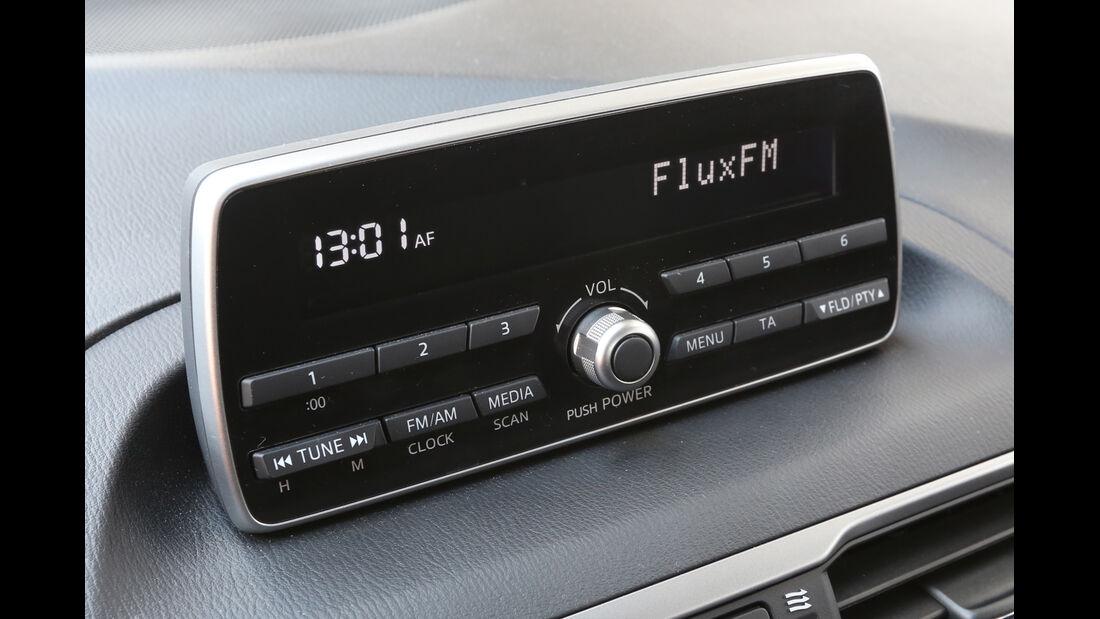 Mazda 3 Skyaktiv-G 100, Monitor, Display