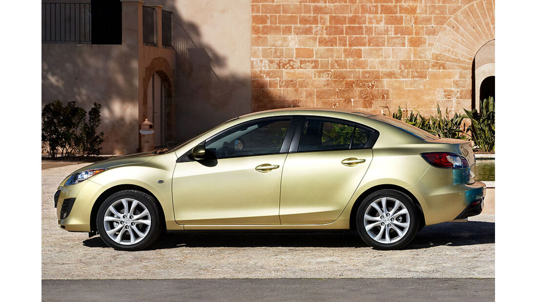 Mazda 3 Stufenheck-Limousine