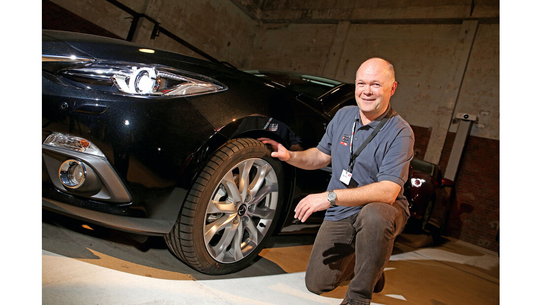 Mazda 3, Teilnehmer
