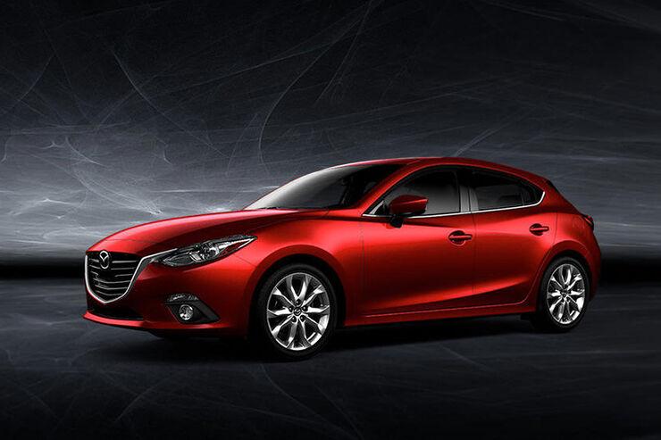 Mazda 3 USA-Modell