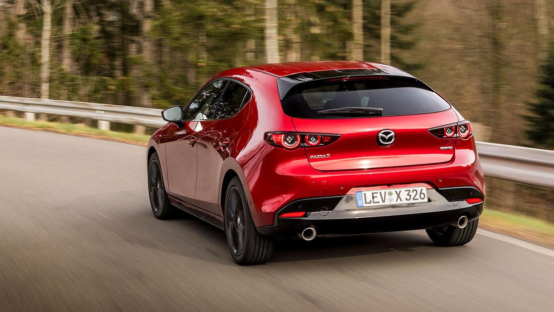 Mazda 3 e-Skyactiv X