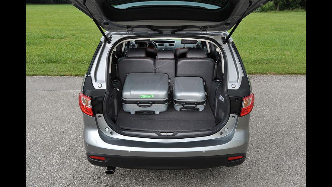 Mazda 5 2.0 DISI Kofferraum