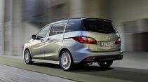 Mazda 5 Modellpflege 2013