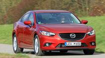 Mazda 6 2.2 l D Center-Line, Frontansicht