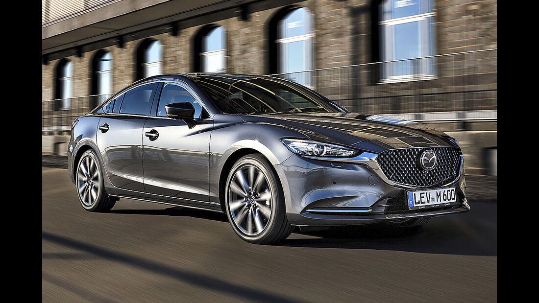 Mazda 6, Best Cars 2020, Kategorie D Mittelklasse