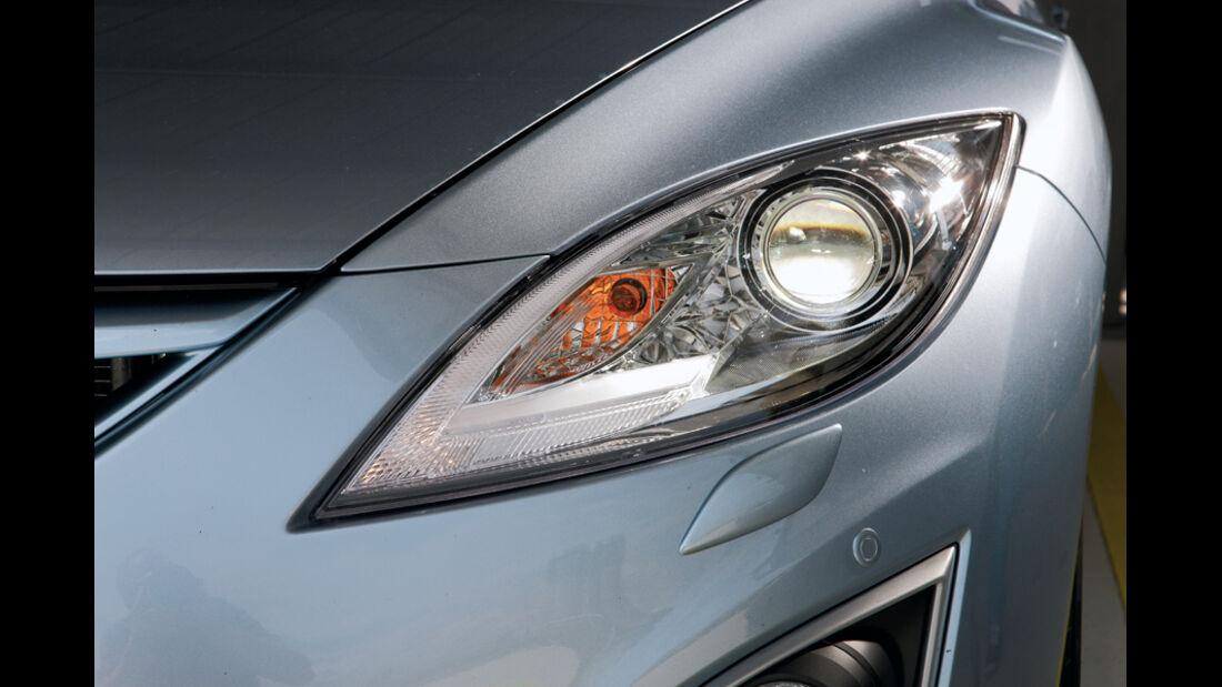 Mazda 6, Bixeneon-Scheinwerfer