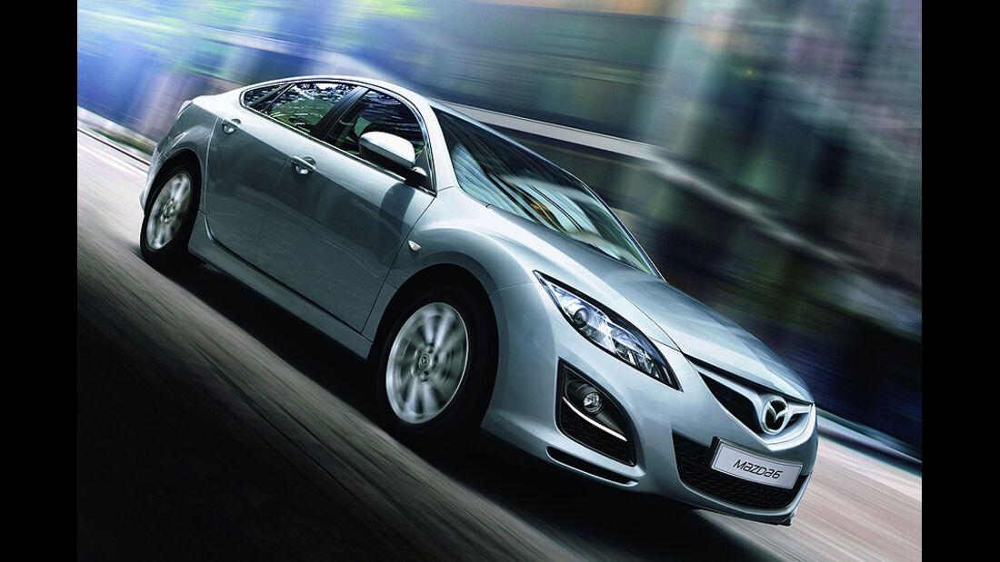 Mazda 6 Edition 125 Sondermodell