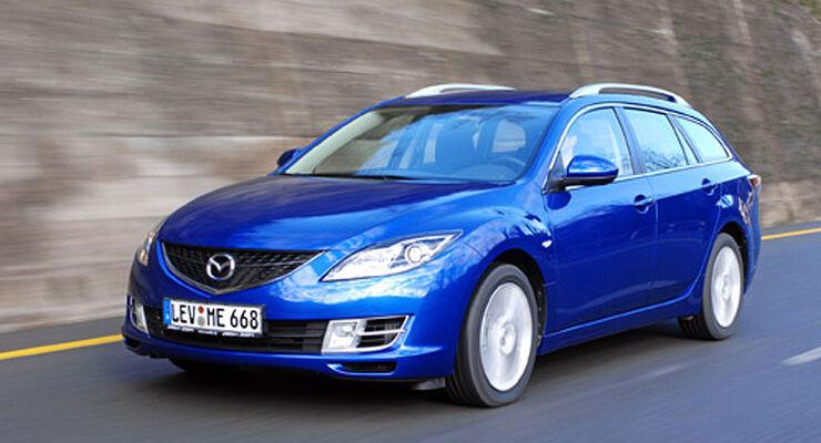 Mazda 6 Exclusiv, Mazda 6 Dynamic