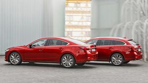 Mazda 6, Exterieur