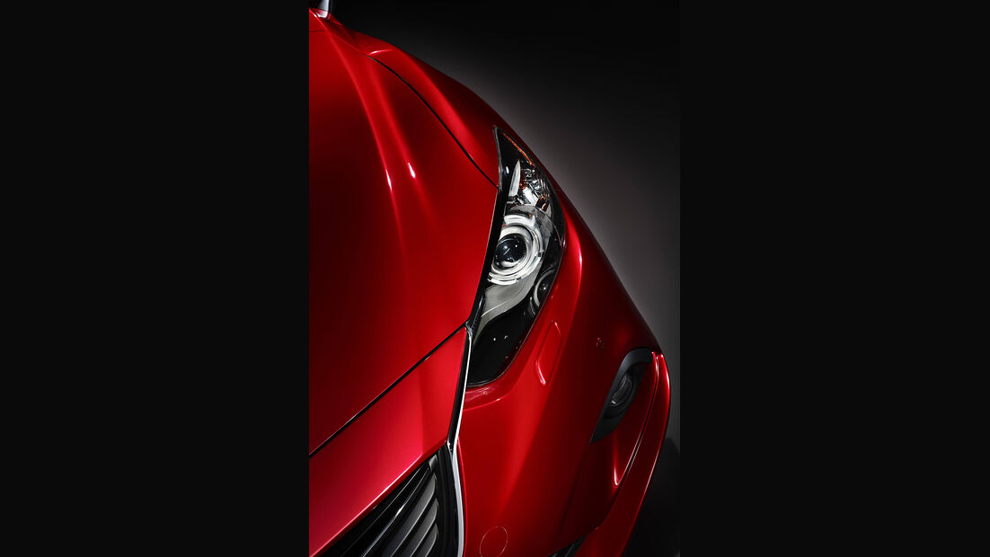 Mazda 6, Front, Scheinwerfer