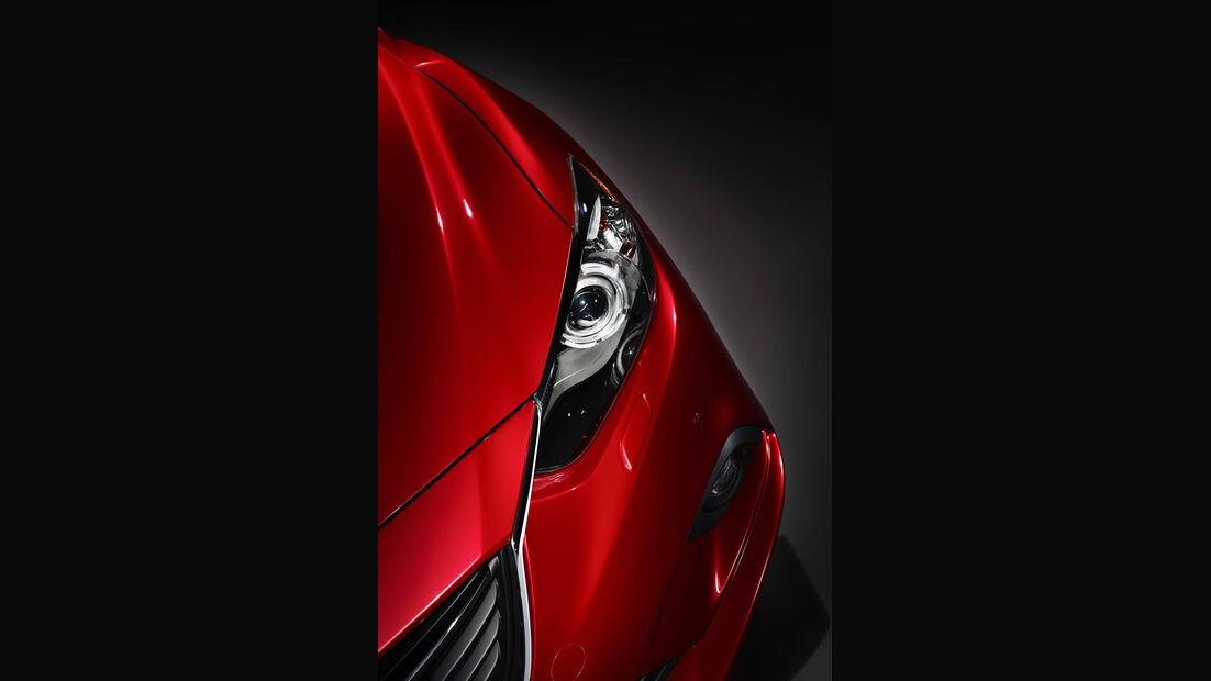 Mazda 6, Frontscheinwerfer