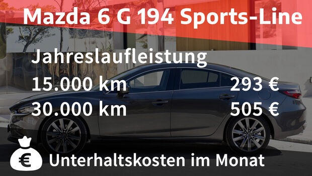 Mazda 6 G 194 Sports-Line