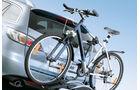 Mazda 6, Heckträger, Fahrradträger