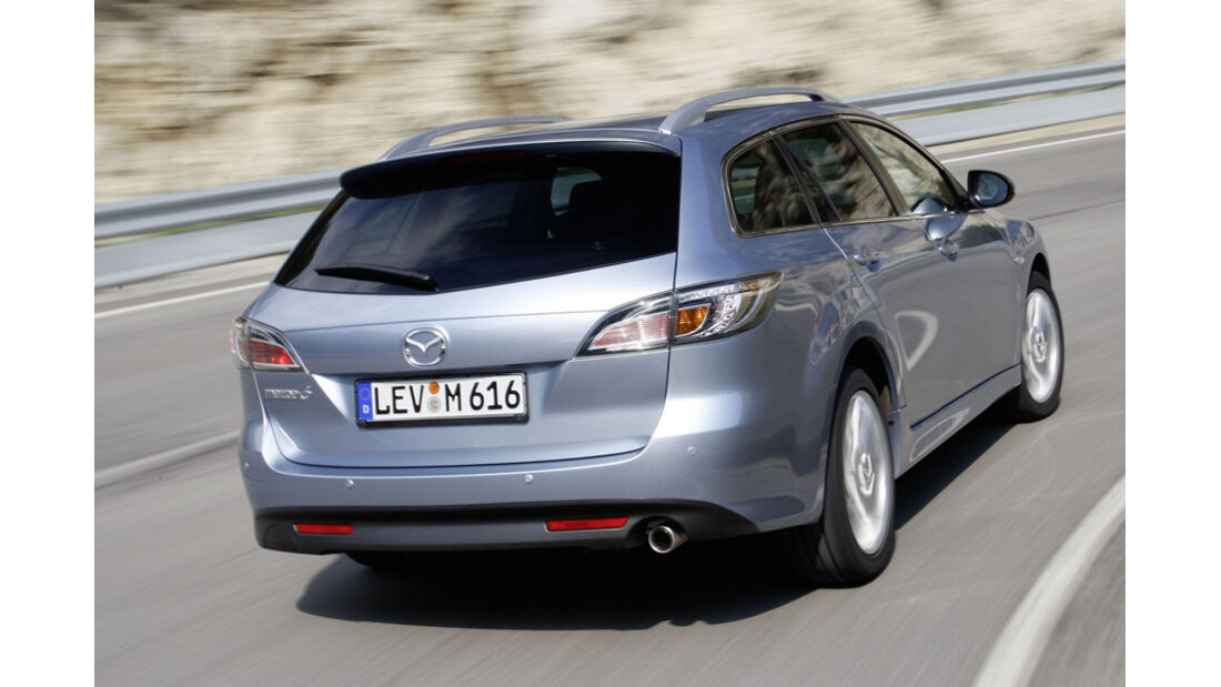 Mazda 6 Kombi