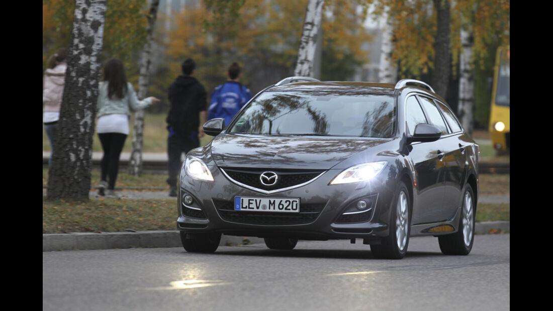 Mazda 6 Kombi 2.2