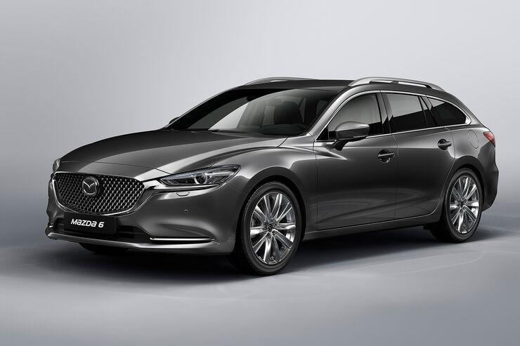 Mazda 6 Kombi 2018