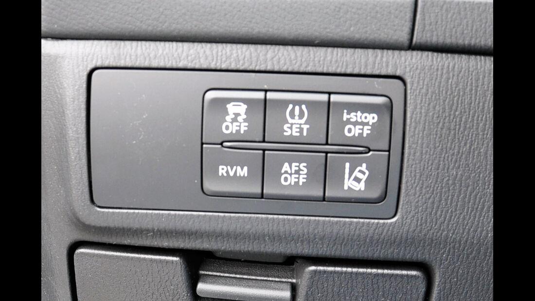 Mazda 6 Kombi, Assistenzsysteme