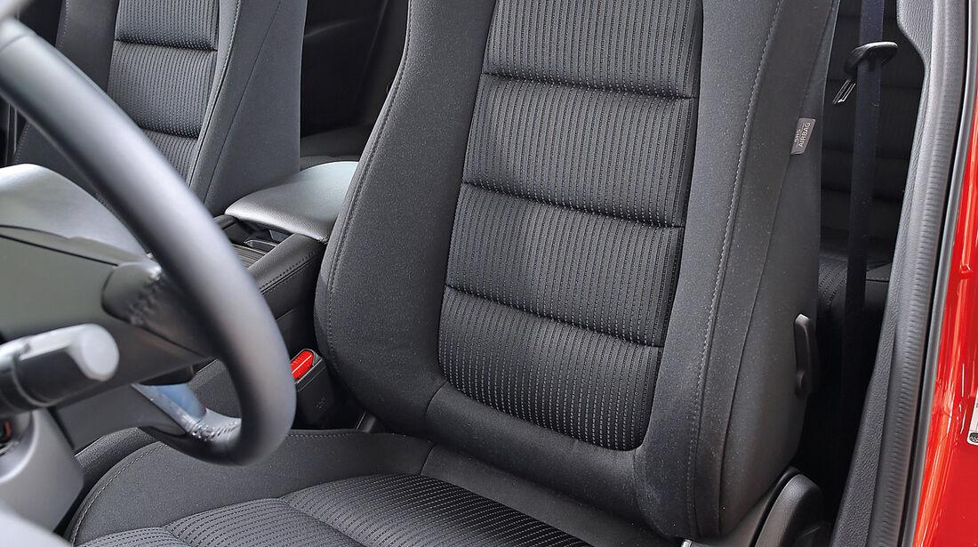 Mazda 6 Kombi D 150, Fahrersitz
