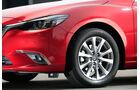 Mazda 6 Kombi D 150, Rad, Felge