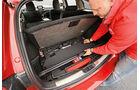 Mazda 6 Kombi D 150, Rolle, Verstauen