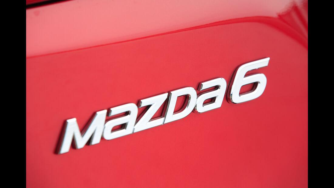 Mazda 6 Kombi D 150, Typenbezeichnung