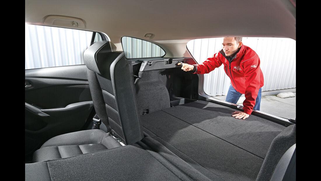 Mazda 6 Kombi D 175 i AWD, Ladekante