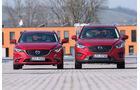 Mazda 6 Kombi D 175 i AWD, Mazda CX-5 D 175 AWD