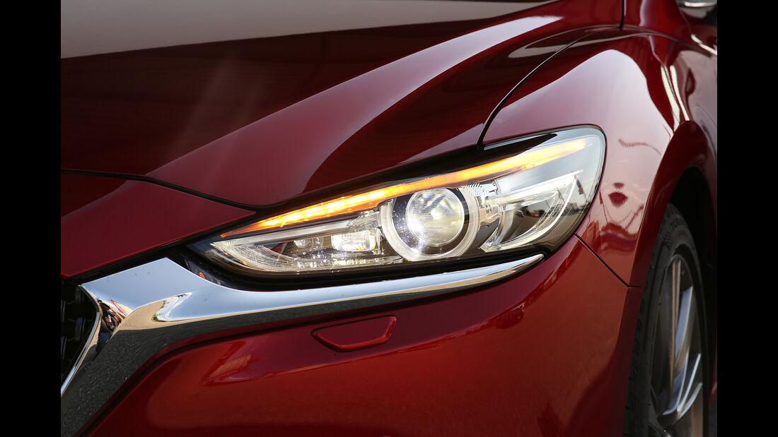 Mazda 6 Kombi D 184, Exterieur