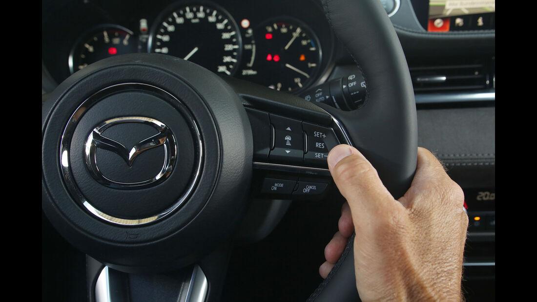 Mazda 6 Kombi D 184, Interieur