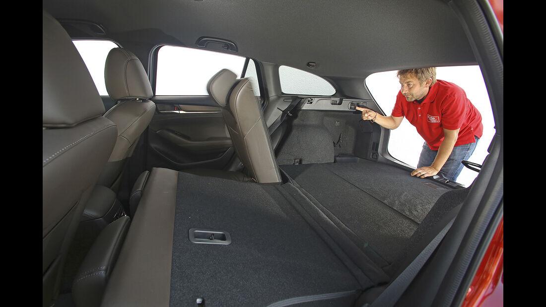 Mazda 6 Kombi D 184, Kofferraum