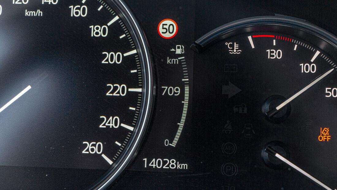 Mazda 6 Kombi D 184 Sports-Line, Interieur