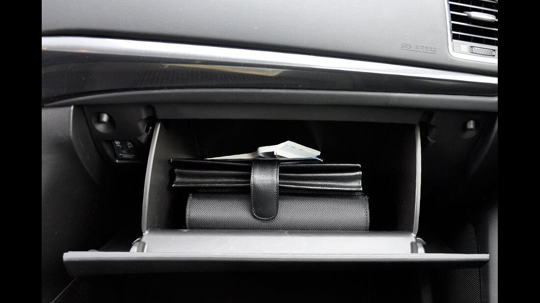 Mazda 6 Kombi, Handschuhfach