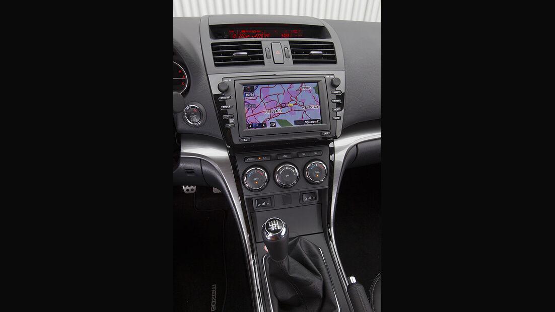 Mazda 6 Kombi Innenraum